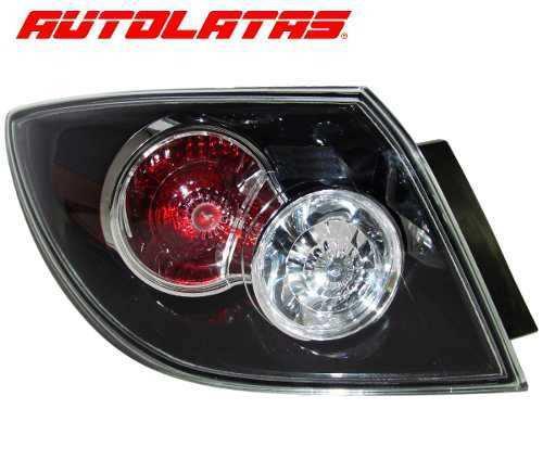 Stop Izquierdo Mazda 3 Hatchback 2007 A 2012 Externo Tyc