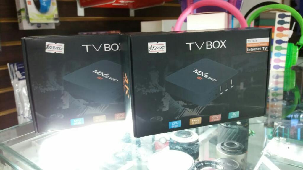 Tb Box Mxq Pro 4k