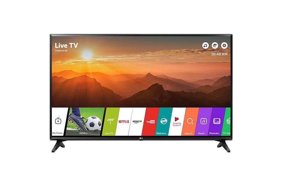 Televisor LG 43 FUL HD Smart TV