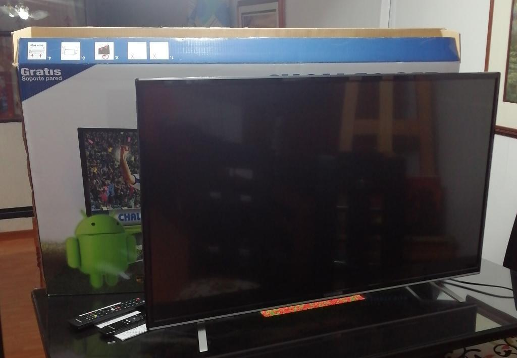 Televisor Led Smart Tv 43. Challenger