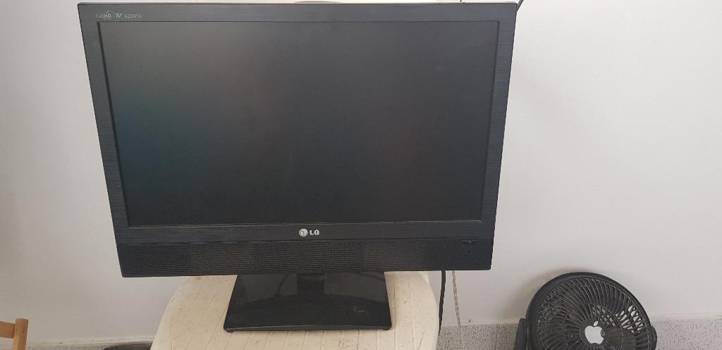 Televisor Lg de 22 Pulgadas con Hdmi