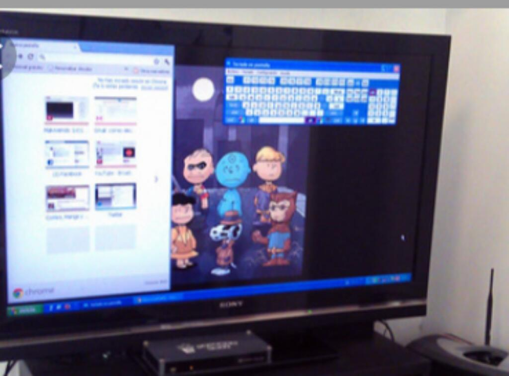 Televisor Sony de 65 Pulgadas