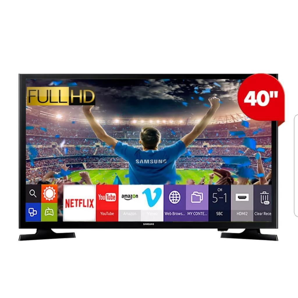 Televisor de 40 Pulgadas Samsung Smart