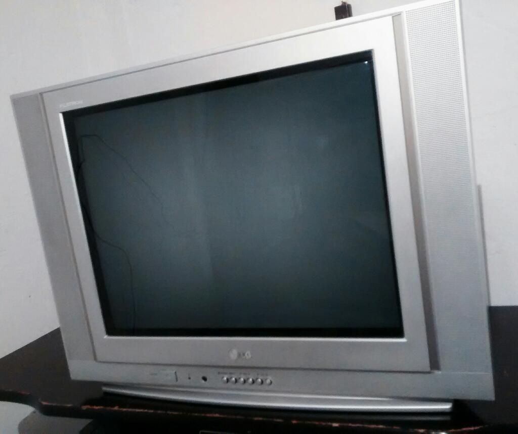Tv Lg Flatron 21
