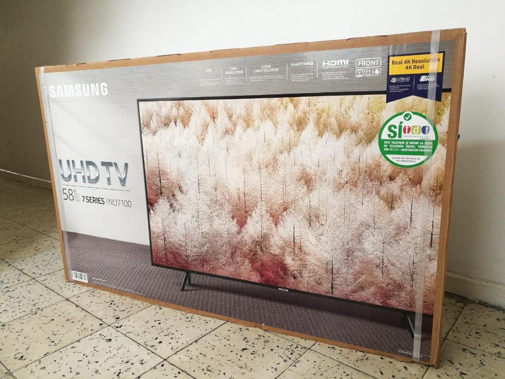 Tv Samsung 4k 58 Pulgadas
