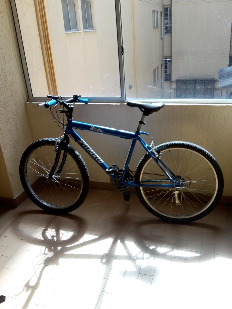 Vendo Bicicleta Rin26 con Papeles