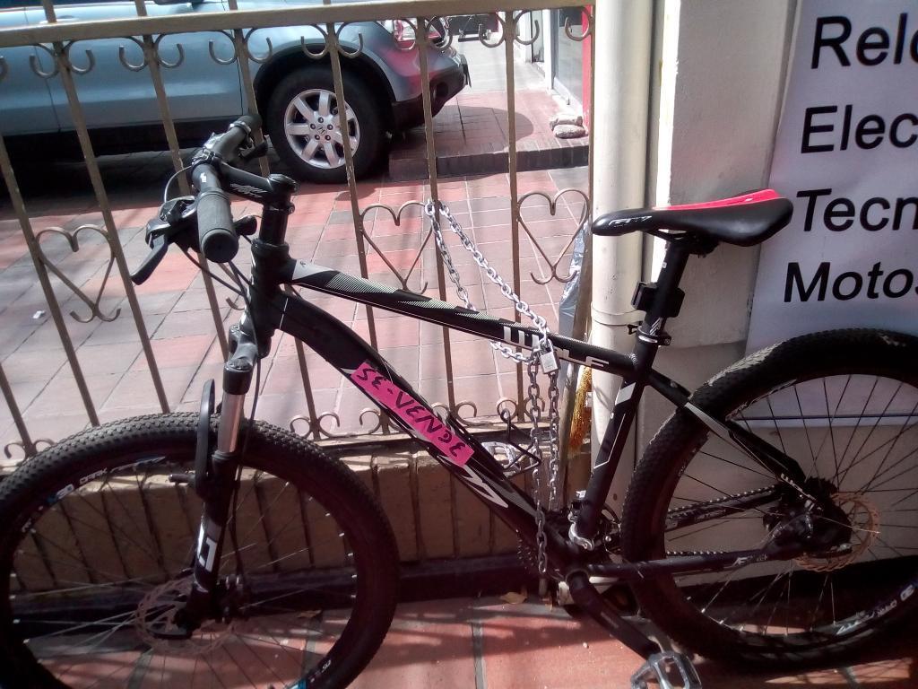 Vendo Bicicleta Terreno Gw Shimano