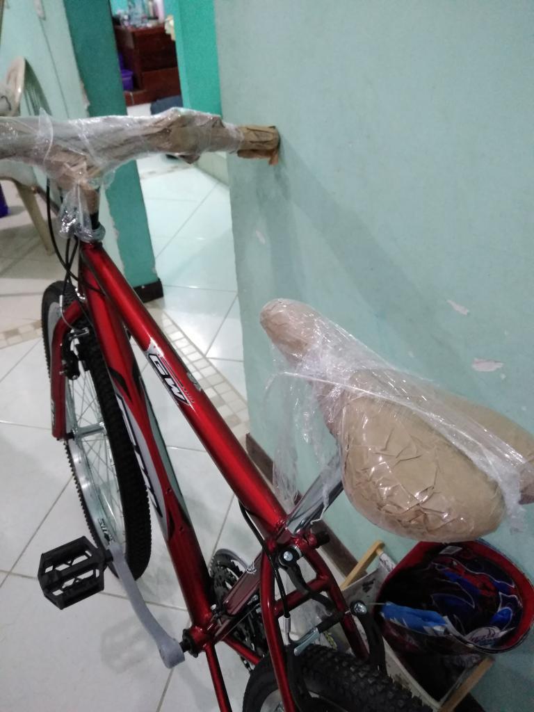 Vendo Bicicleta Todoterreno Gw Nueva