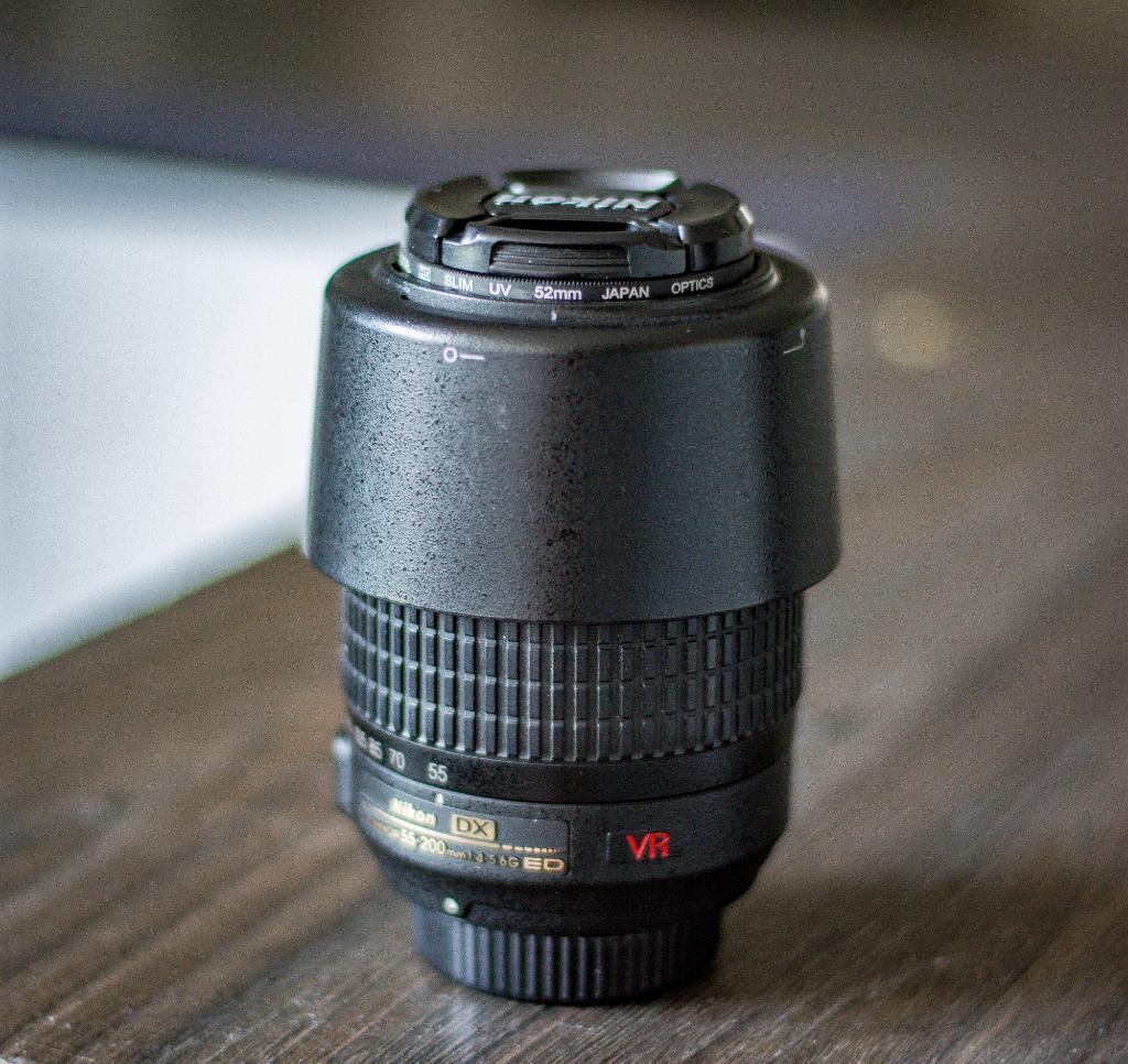 Vendo O Cambio Lente Nikon Afs mm