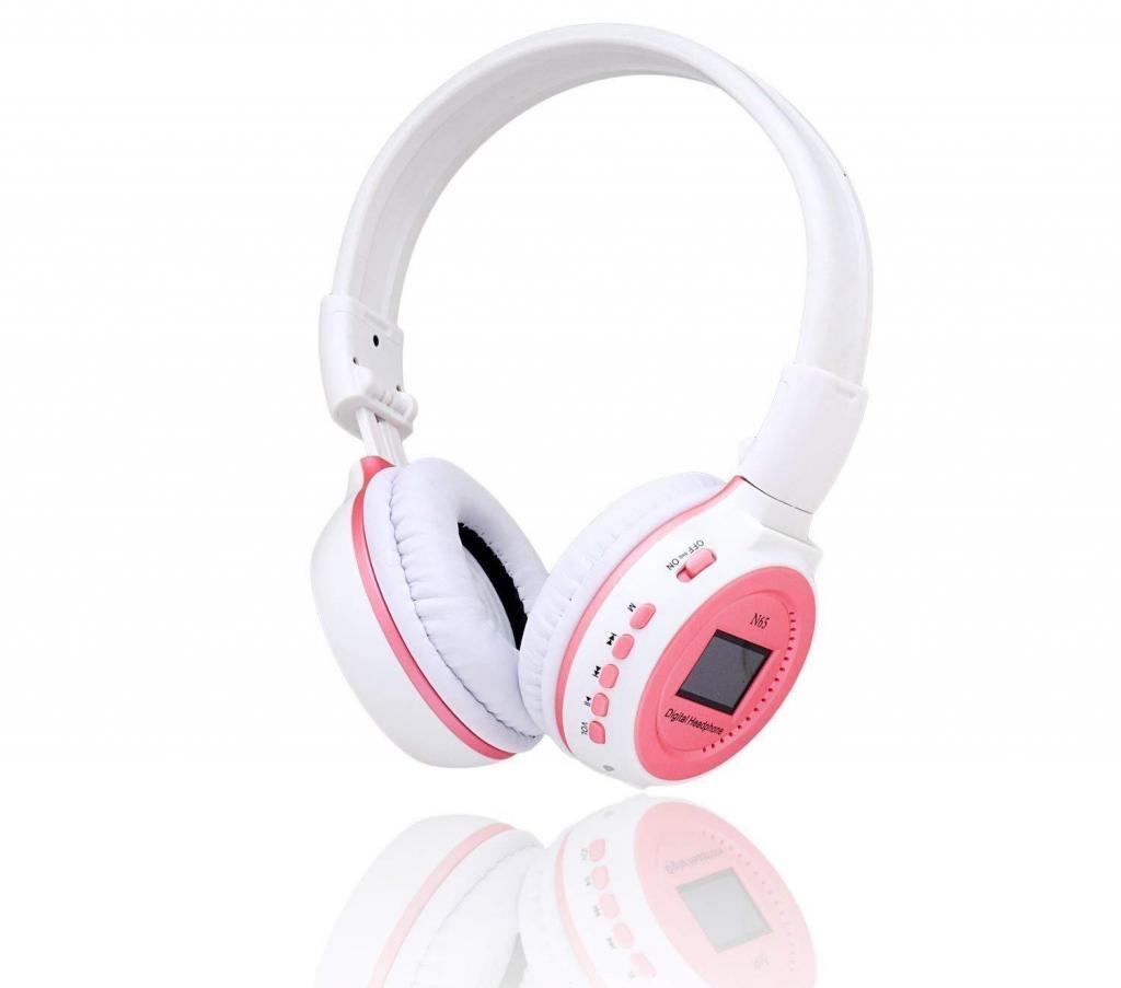 Audífonos Bluetooth Recargables Diadema MP3 Sd Fm Micro SD