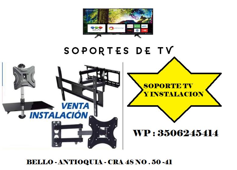 BASES DE TELEVISOR TV