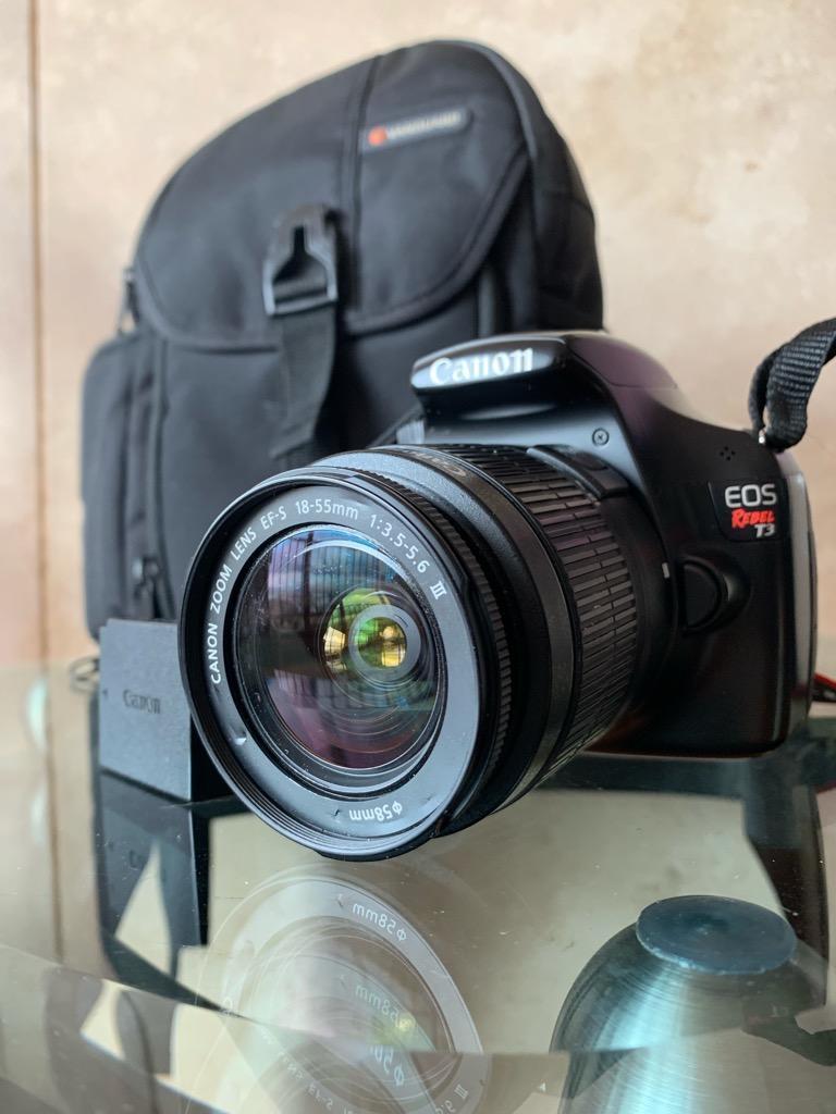 Camara Fotografica Canon T3