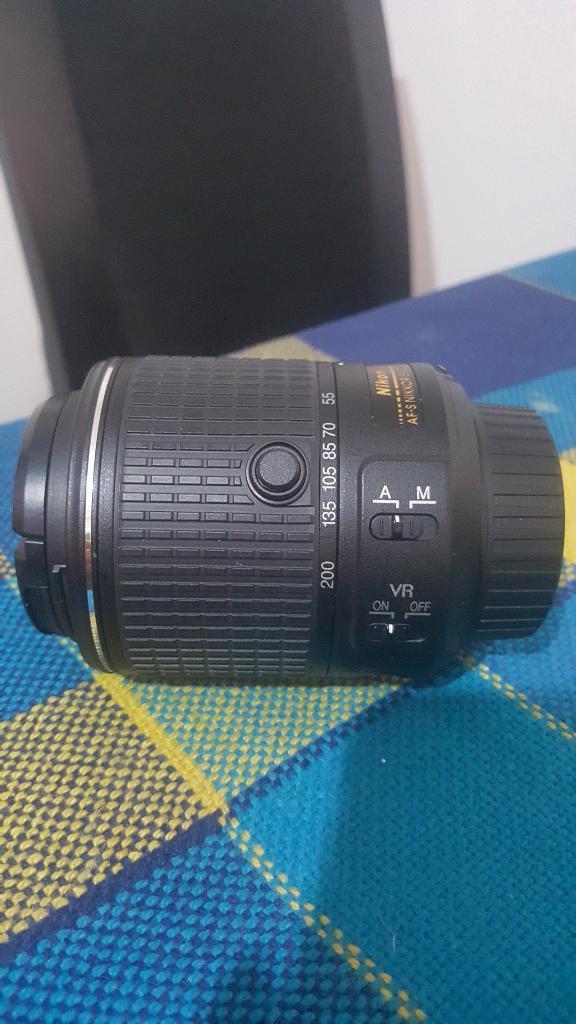 Lente Nikon  Oportunidad