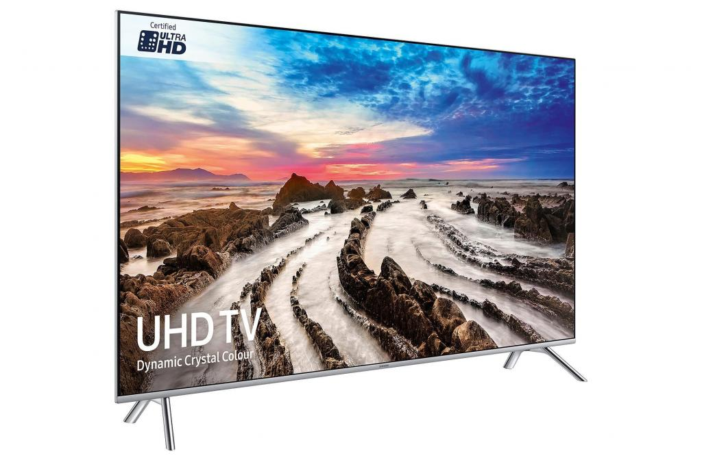 Smart tv Samsung 55 pulgadas 4K