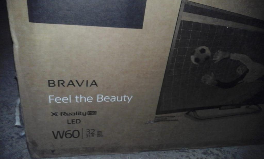 Sony Bravia smart TV para repuesto