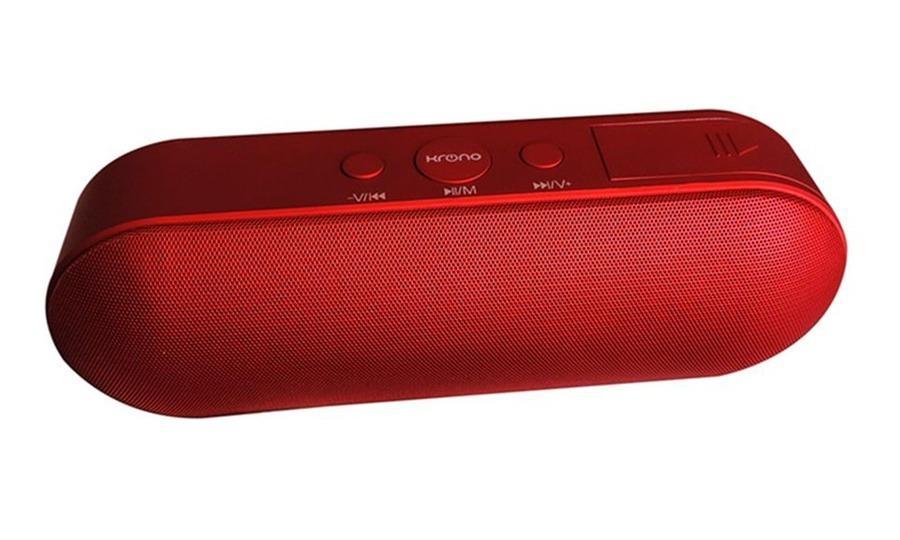 Speaker Bluetooth Usb Y Micro Sd. Rc Parlante Portátil