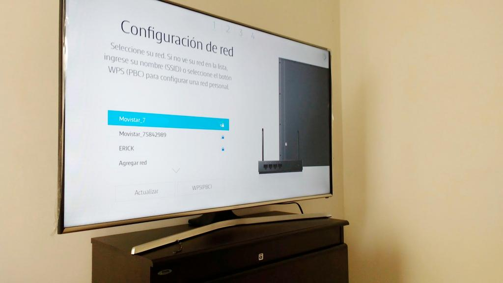 Televisor Led 50 Pulgadas Full Hd Smart Tv Samsung Series 5