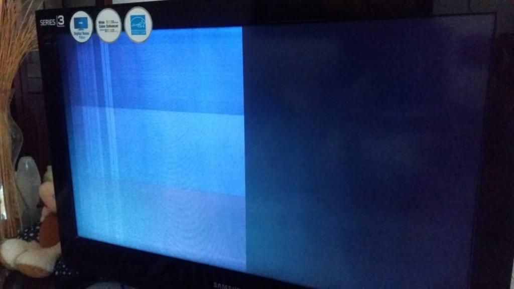 Tv Samsung Lcd 32 para Repuestos