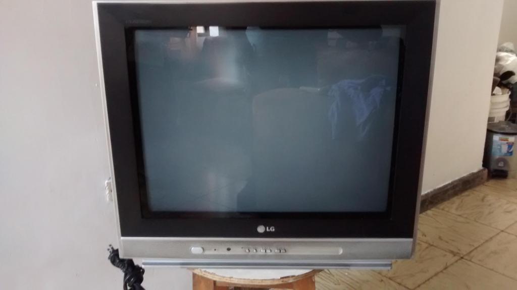 VENDO TV LG 21 PULGADAS