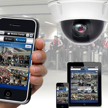 VIGILAR CCTV CAMARAS DE SEGURIDAD DAHUA HIKLOOP