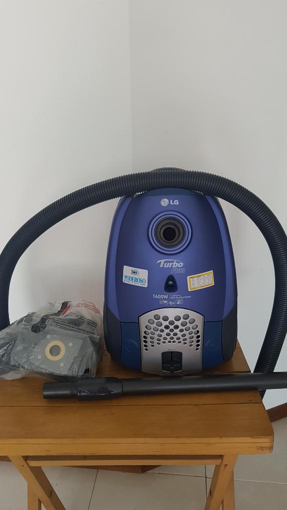 Vendo Aspiradora Lg Turbo Plus
