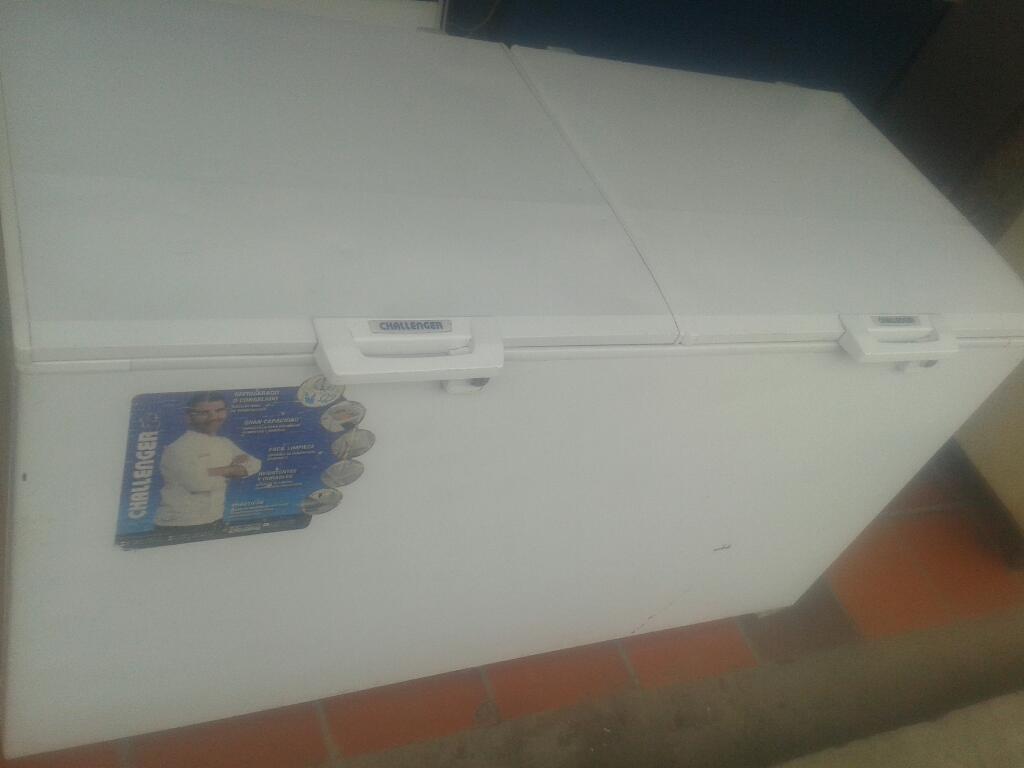 Vendo Tanque Congelador Challenger 535 L