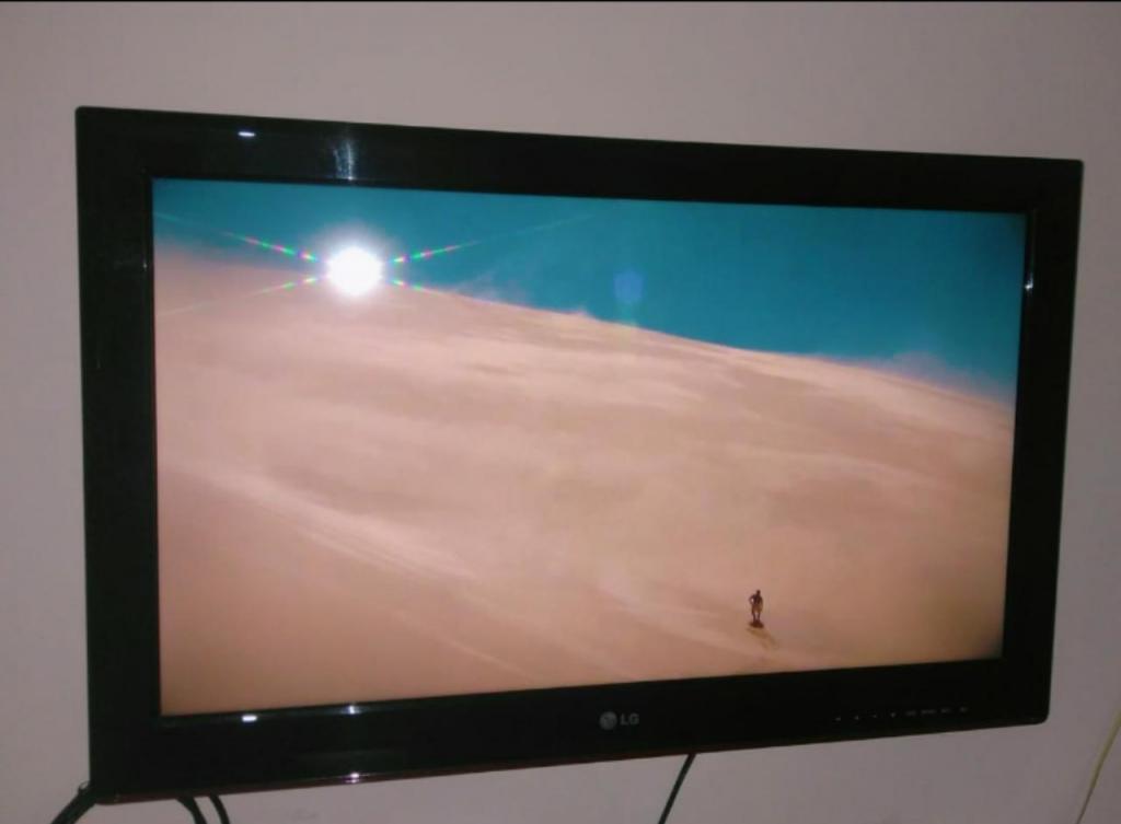 Vendo tv LED de 32 pulgadas LG 3D con un par de gafas