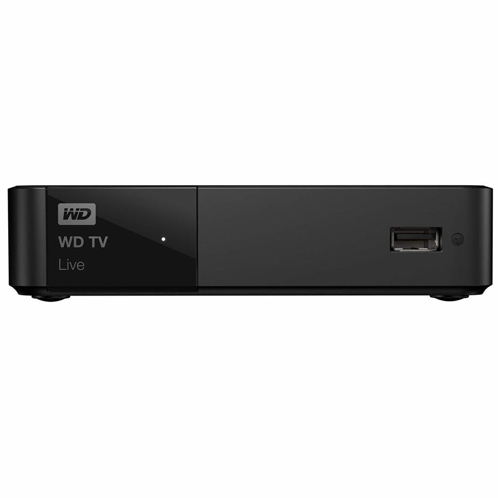 WD TV Live Media Player Wifi p