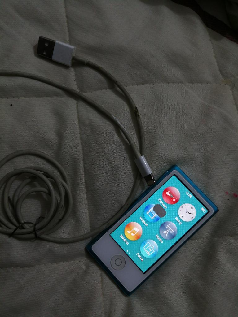 iPod Nano 7ma Todo Funcional