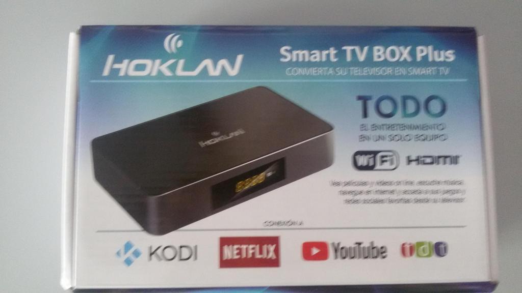 smart tv box con tdt
