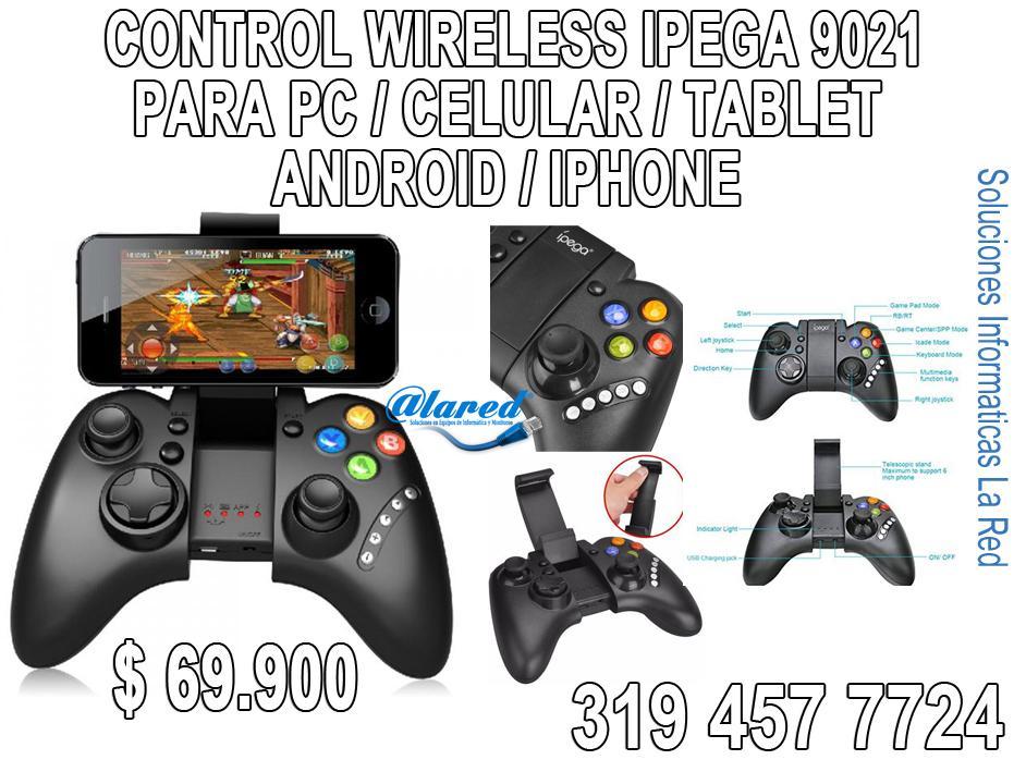 CONTROL WIRELESS IPEGA