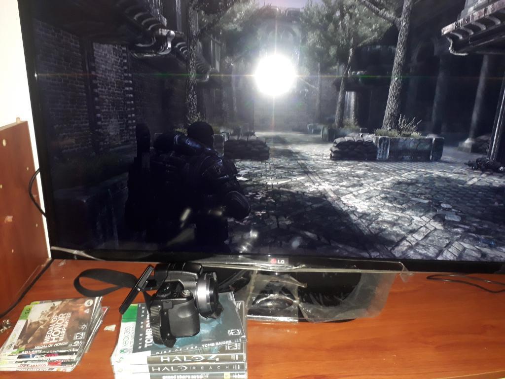 Cambio Xbox 360 Slim Y Camara Semipro