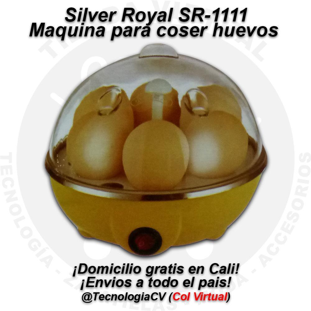 Maquina para coser huevos Silver Royal SRM0V.P20