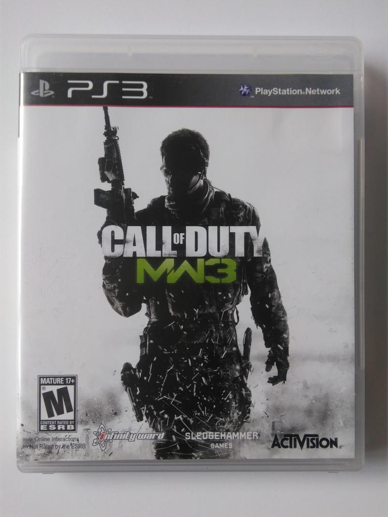 Video juego Call of Duty Modern Warfare 3 MW3 para Play