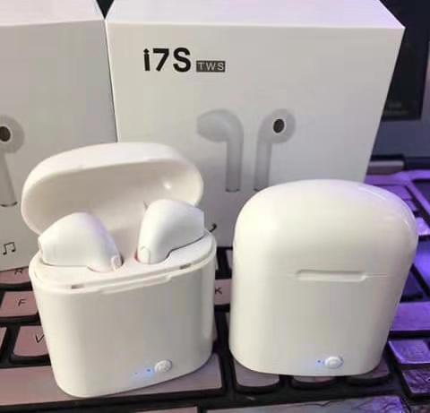 Audifonos Bluetooth I7tws 55 Mah Bateria