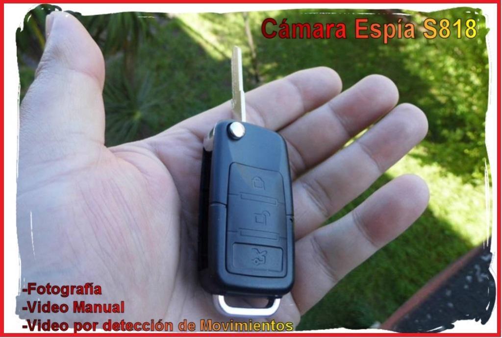 LLAVERO DE LUJO BMW CAMARA ESPIA FOTOS Y VIDEO
