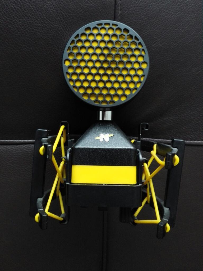 Micrófono Condensador de estudio Neat Worker Bee