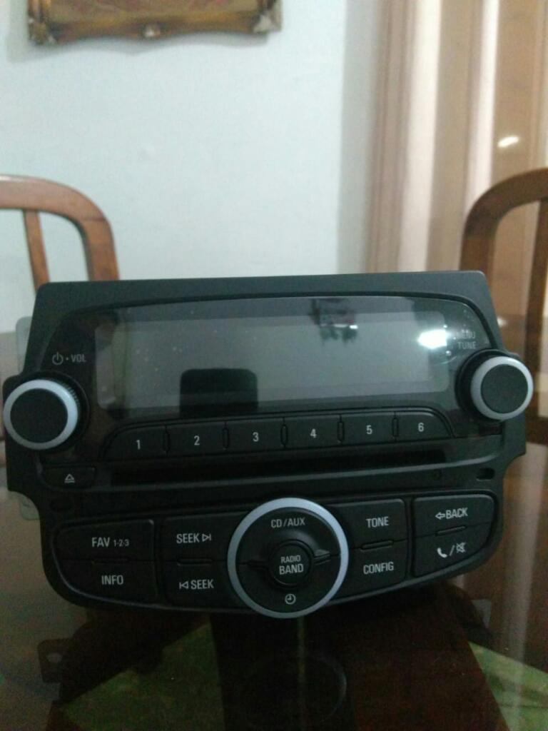 Radio Nuevo Spark Gt. Modelo