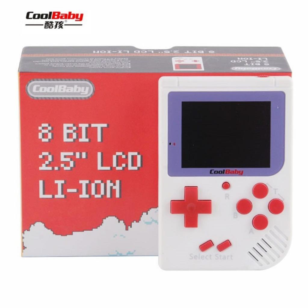 Rs6 Retro Mini Consola Portatil, 2,5 Pu