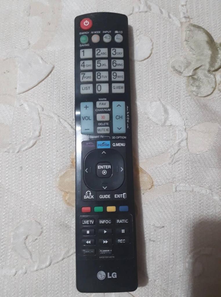 Vendo TV LG 3D 32 pulgadas NO PRENDE