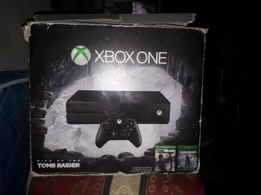 Vendo Xbox One en Perfecto Estado