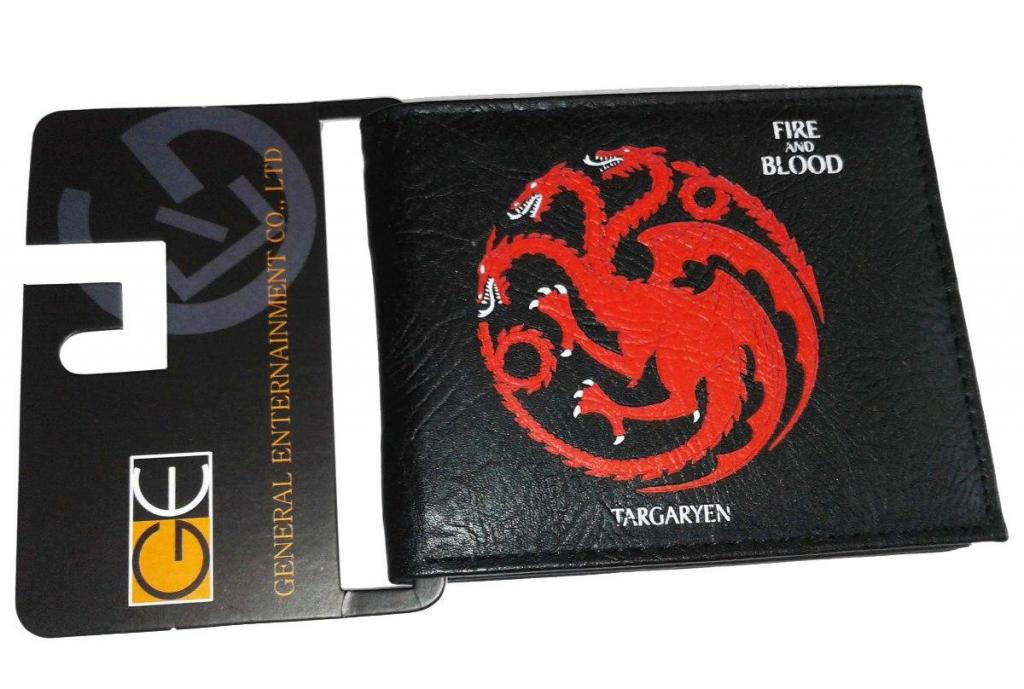 Billetera Game of Thrones, Coleccionable