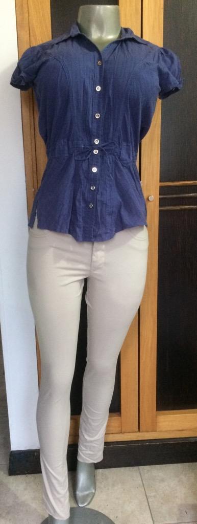 Blusa Y Pantalon Mujer Talla S