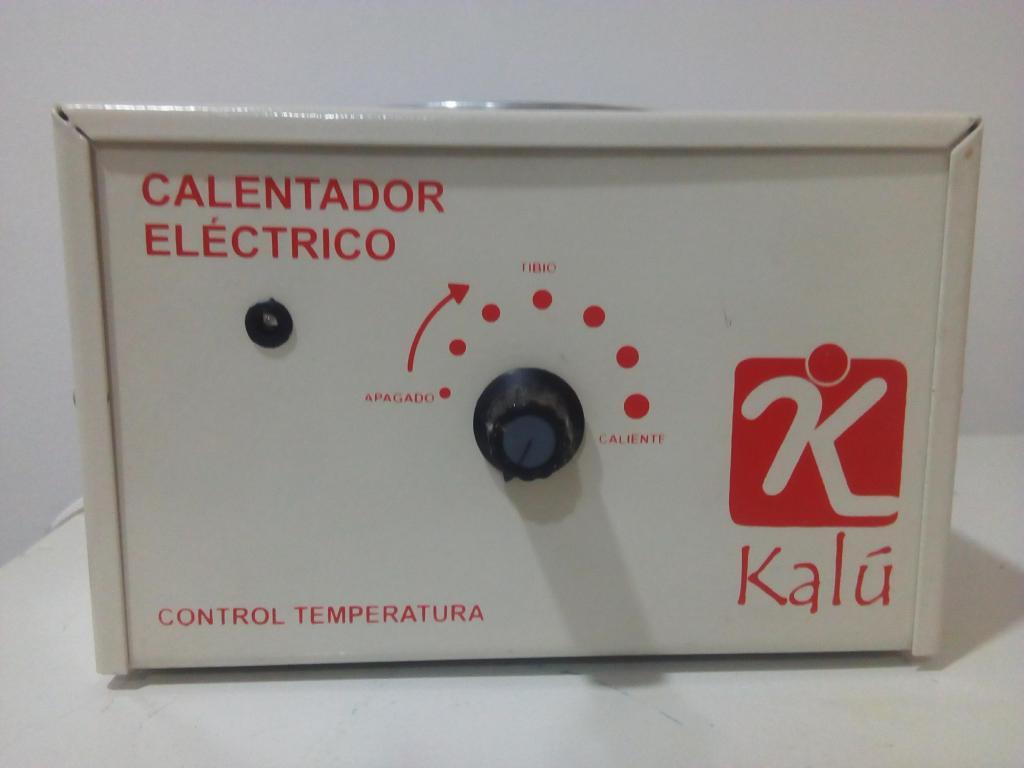 Calentador de cera electrico REMATE