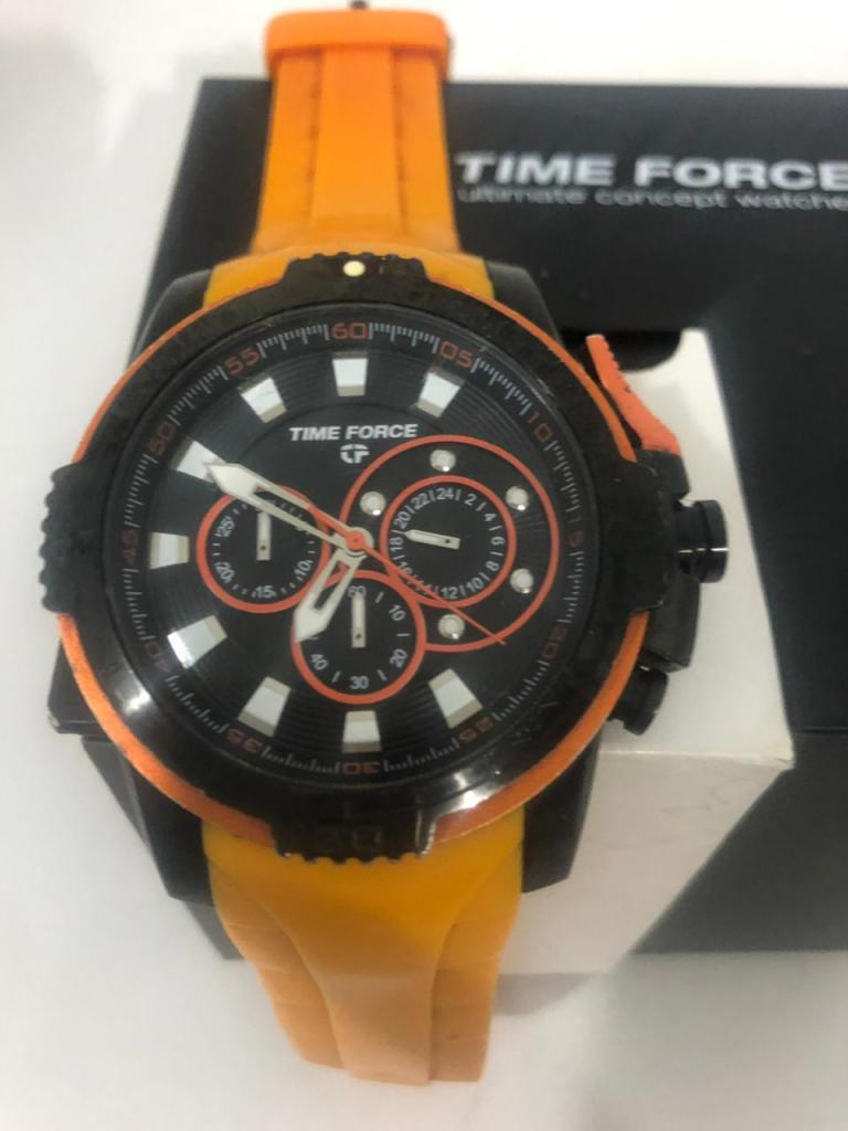 Reloj Time Force Original En Su Caja