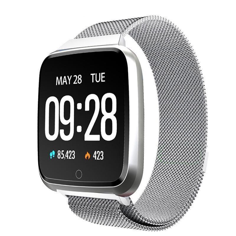 Smart Watch Y7 Sport Ritmo Cardiaco Tensiometro Y Mas