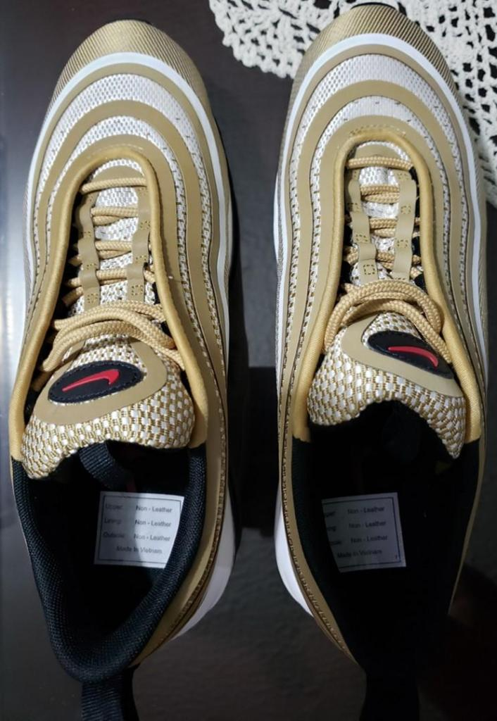 Tenis Zapatillas Nike Air Max 97 Unisex Importado