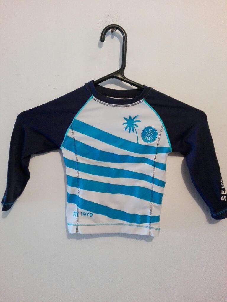 Camisa de Baño Niño