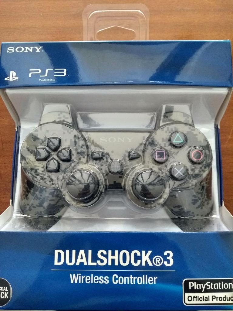 Control PS3 Camuflado Nuevo