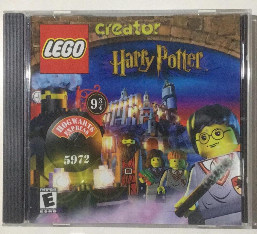 Harry Potter Lego Creator Cd Rom Pc